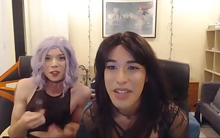 Crossdressers be hung up in the sky on CAM