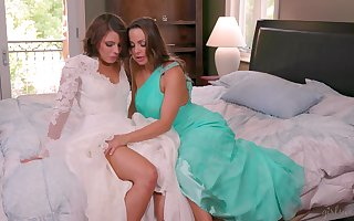 Adriana Chechik craves be useful to sapphist sexual relations everywhere hot Nymph Mac